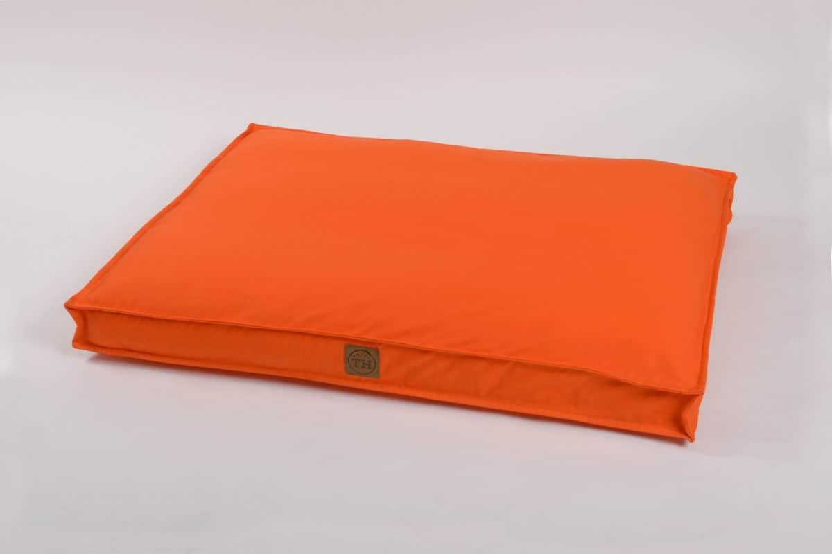 Bezug Organic 95 für Hundekissen Neon Orange
