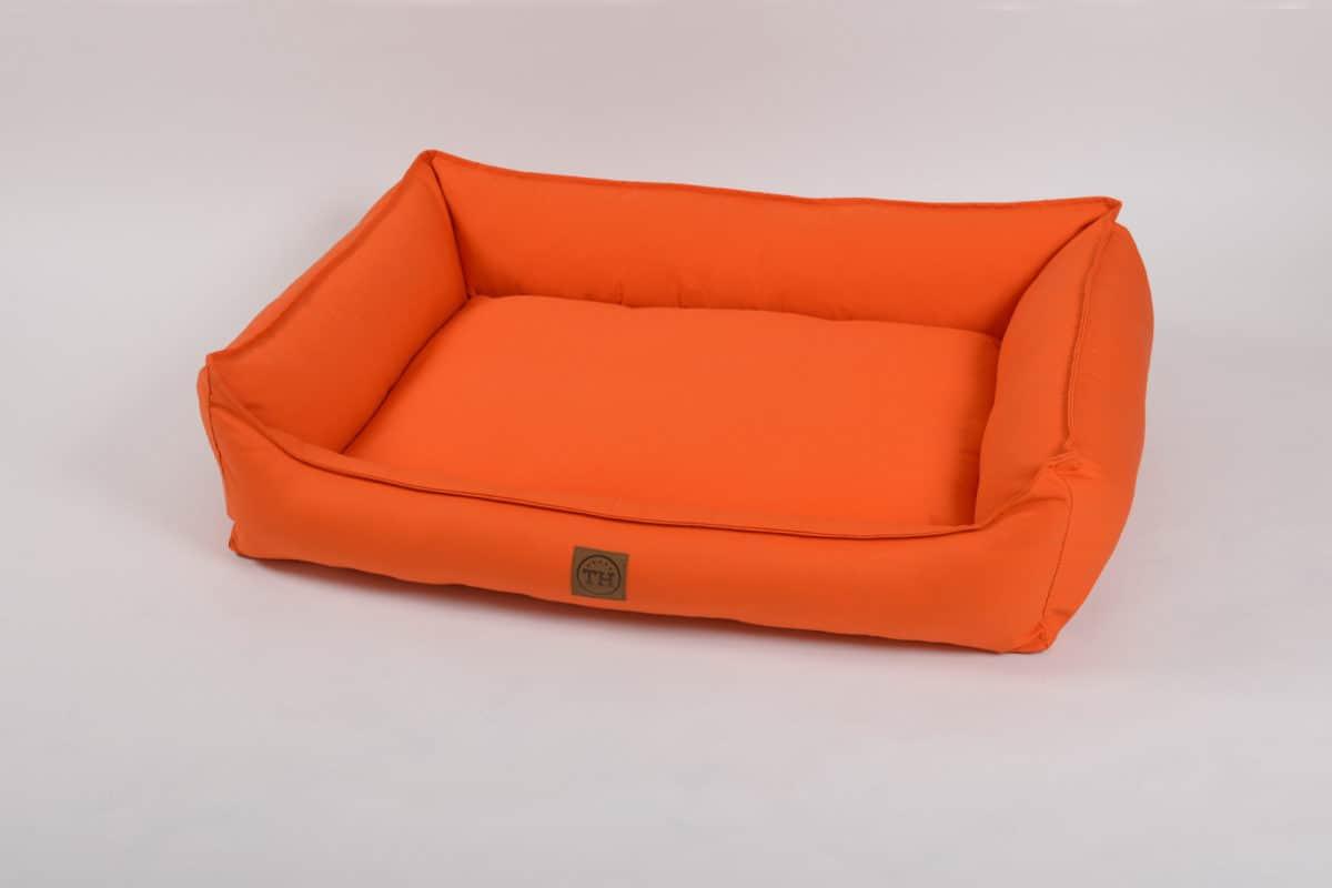 Bezug Organic 95 für Hundebetten Neon Orange