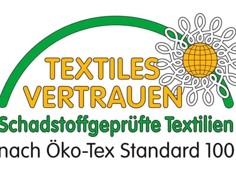 Öko-Tex Standard 100 Textilsiegel