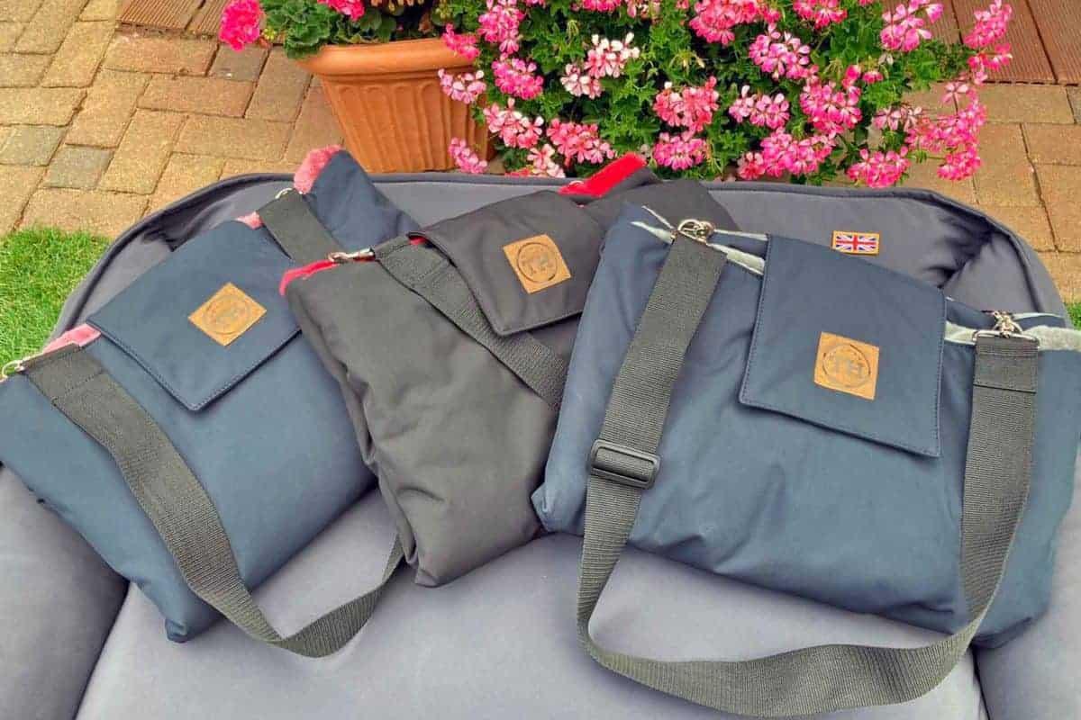 Traumhund® Picknick: Outdoordecke und Tasche Farbübersicht