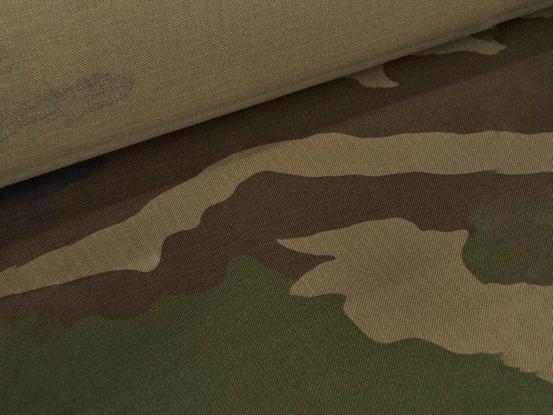 Farbmuster Adventure Camouflage